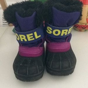 Sorels Toddler 6